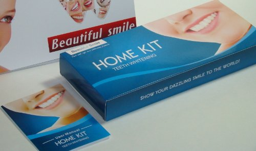 44% carbamide peroxide teeth whitening