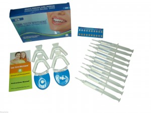 At Home Cool Teeth Whitening