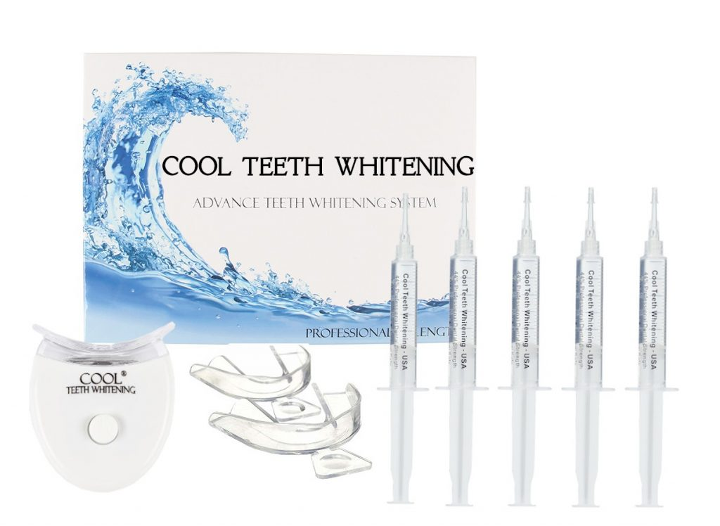 Cool Teeth Whitening 6 Month Set